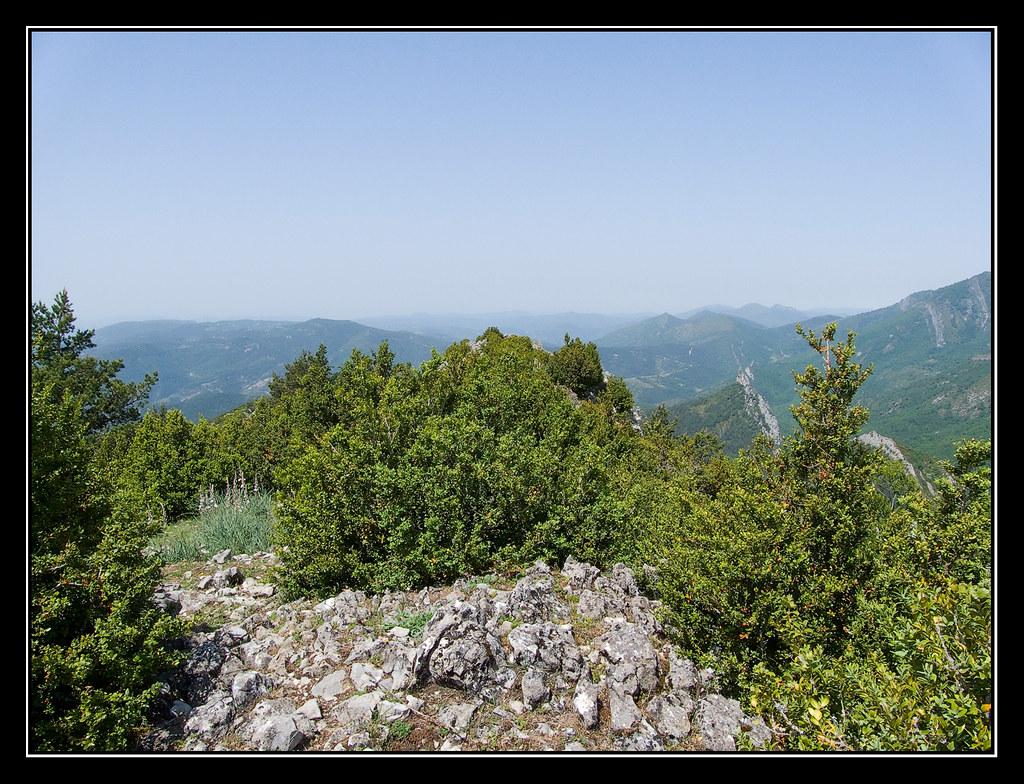 En la cima de Arizgaña