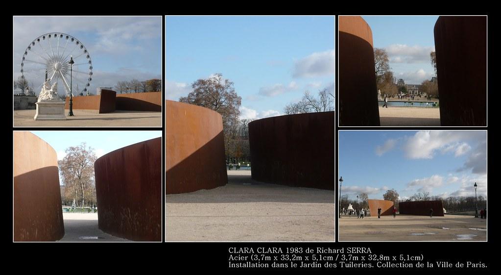 Serra Richard Clara Clara Richard Serra Est Depuis