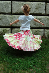 Superlong (ladinka) Tags: pink girl girly sewing skirt patchwork darla analise sandihenderson tanyawhelan