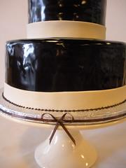 Richard and Inez's cake