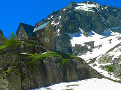 Mountain_hut (Valter49 (Sexta-feira s 18:05 avio para Lisboa) Tags: italy mountain italia piemonte hut montagna rifugio valter migliorero vallesturadidemonte platinumheartaward ischiator everythingitalian valter49 superstarthebest mmmilikeit yourwonderland sturaofdemontevalley