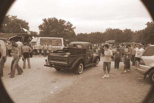 Un coche viejuno