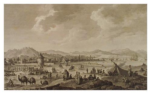016- Vista de Esmirna-Voyage pittoresque de la Grèce 1782