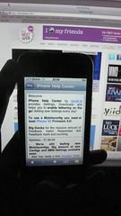 iPhone Tethering Hack