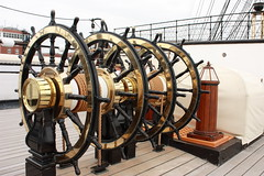 HMS Warrior (zmikeo) Tags: portsmouth hmswarrior