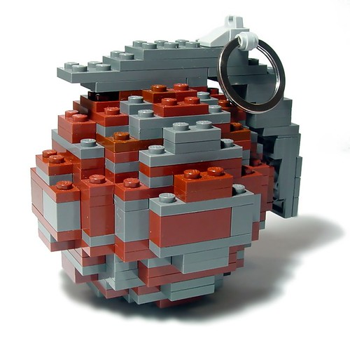 Rusty Grenade
