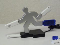 人型USBハブ