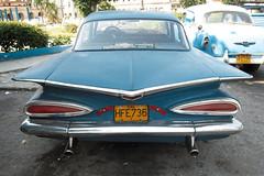 Chevrolet Impala 1959 (Bellwizard) Tags: chevrolet car havana cuba chevy coche carro impala 1959 lahabana cotxe