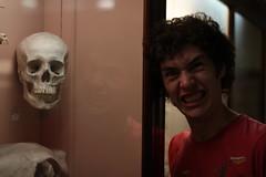 spot the difference (i like david) Tags: skull james hornimanmuseum