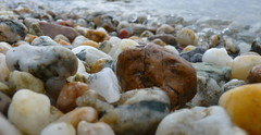 Stoney Shore near Sallochy (fotofal) Tags: water stones pebbles shore loch lochlomond rosswood sallochy