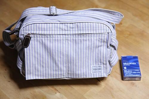 オリンパス・ペン E-P1用バッグ(鞄)