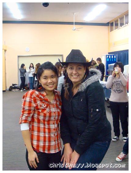 Bush Dance: USQ Sem2 '09