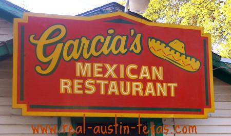Austin Restaurants Garcia's Mexican Restaurant in Round Rock