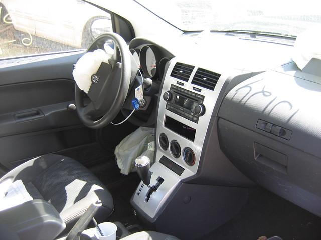 interior dodge 2008 08 caliber eastcoastautosalvage