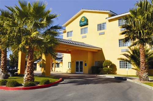 Welcome to the newly remodeled La Quinta Inn Nellis