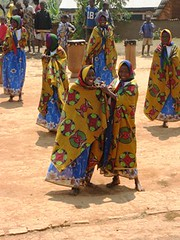 Women's Dance Group