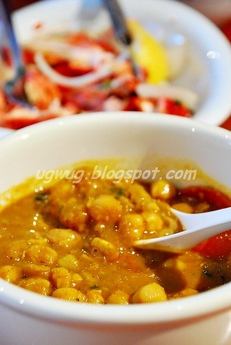 Garbanzo Beans Curry