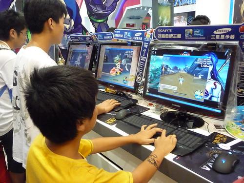 ChinaJoy 2009 (Shanghai Game Exhibition)