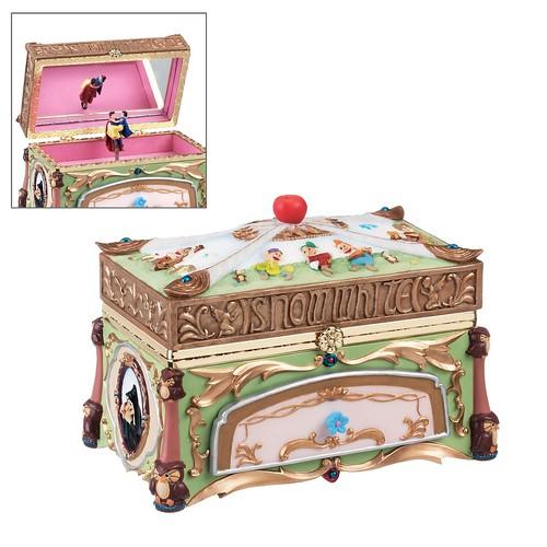 Disney Princess Music Box Reconstructions Disney Princesses