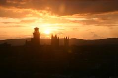Glasgow - Tramonto 11pm (Filippo Marroni) Tags: scotland marroni filippo scozia cloudsstormssunsetssunrises filippomarroni