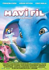 Mavi Fil / The Blue Elephant (2009)