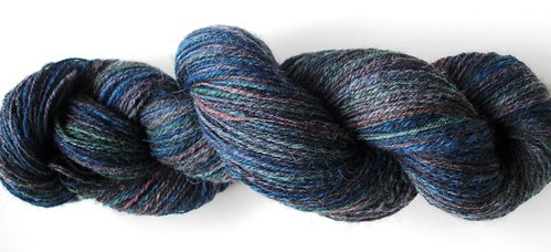 3. Jacob Humbug skein-navajo plied- ~348yds-3.5oz-4