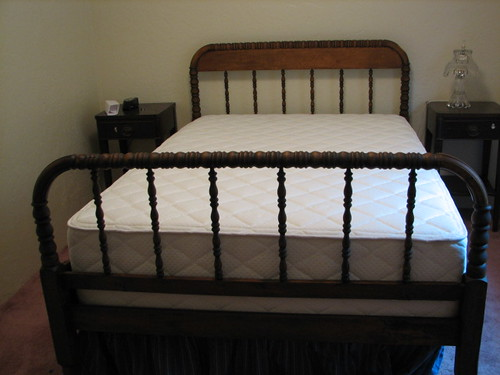 custom made mattress for antique bed
