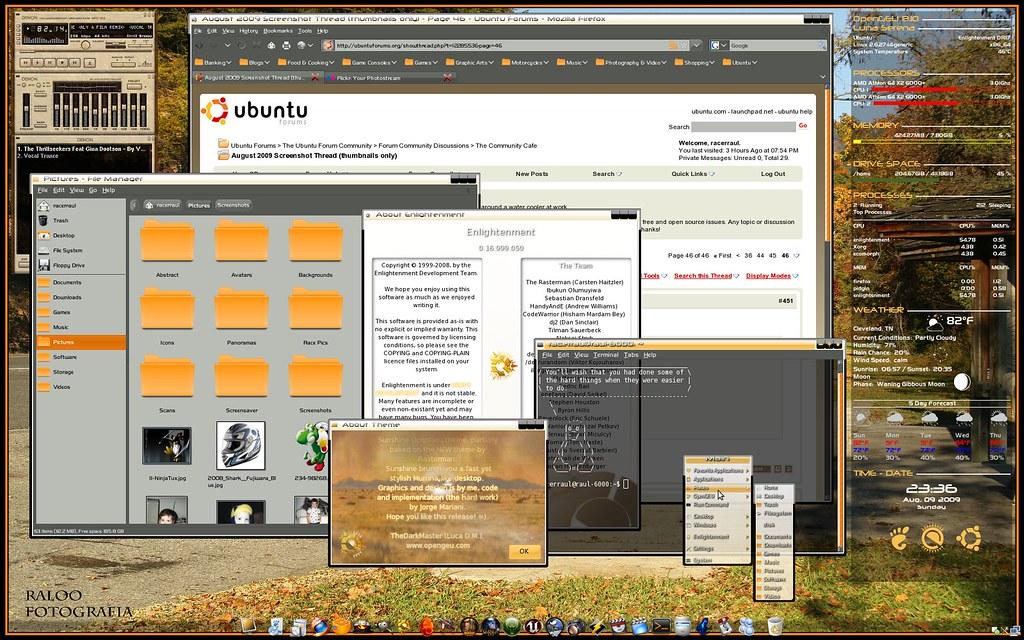 The Post Your Desktop Thread [Archive] - Ubuntu Forums