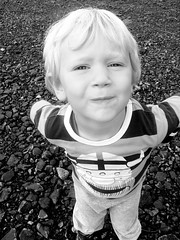 My brother Emil (Mia Karen) Tags: playing nature children photo iceland kid fishing perfect child graph scouting icelandic naturistic foolinf