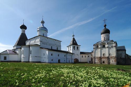 Ferapontovo monastery