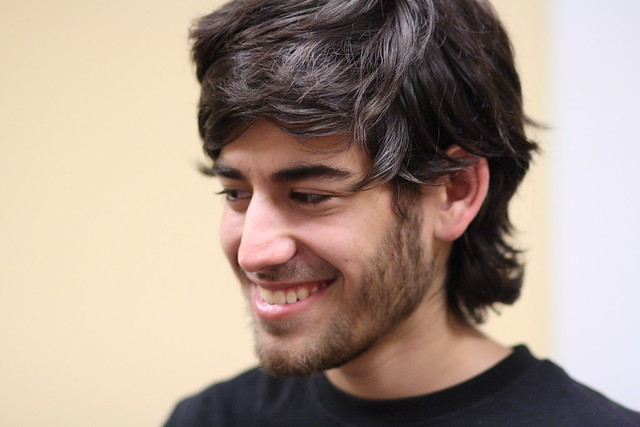 Thumbnail for The Internet mourns the death of Aaron Swartz