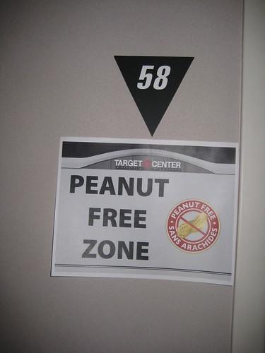 Lynx peanut-free