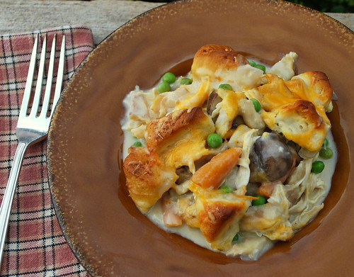 Biscuit Topped Chicken Stew CU