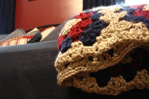 Contented Crocheter