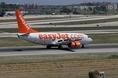 EasyJet, Boeing 737-73V