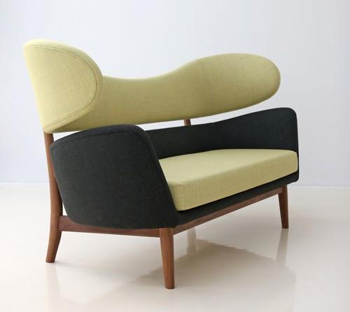 baker sofa-modern sofa designed by Finn Juhl