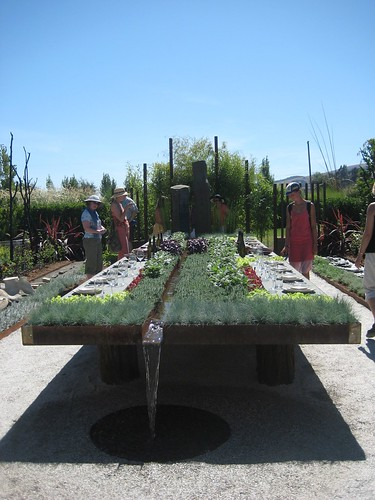 Future Feast in the Garden of Flow by Suzanne Biaggi and Patrick Picard