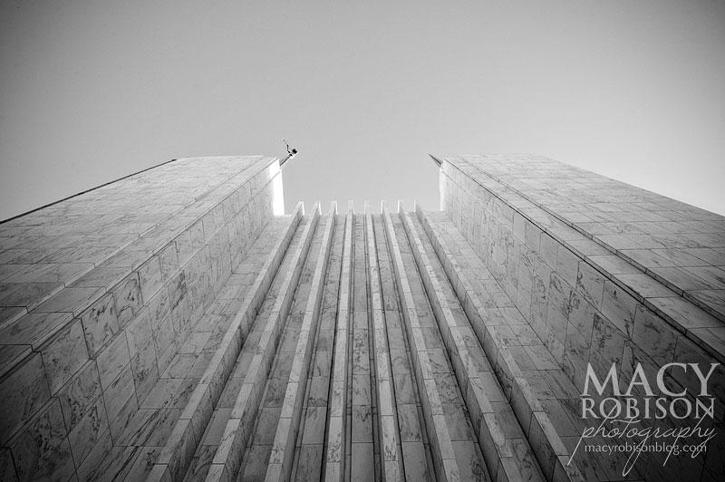 Washington DC LDS Temple Exterior 7