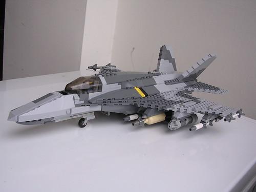 LEGO Military Models: September 2009