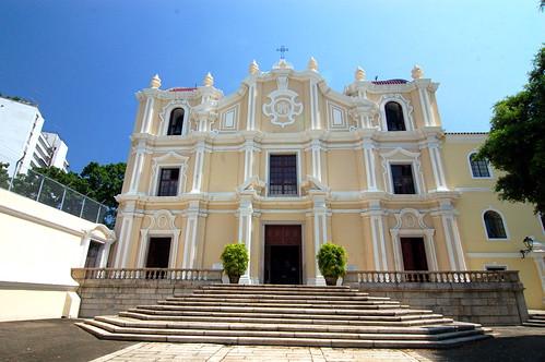 聖若瑟修院及聖堂, Macau