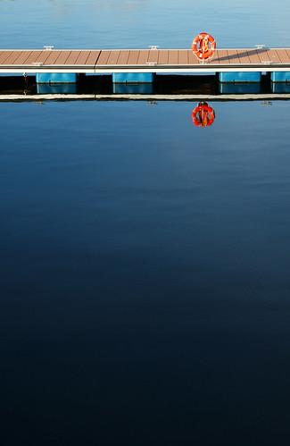 Buoy on the Quay