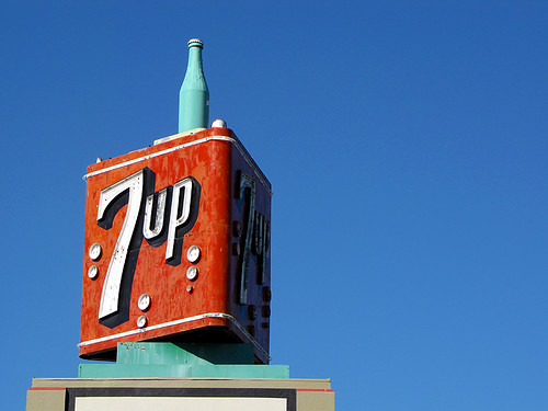Fresh up with 7up
