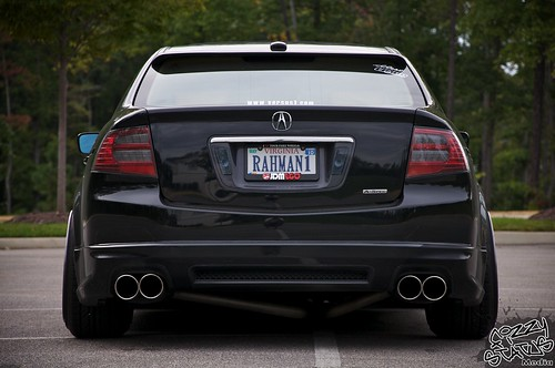 Changing tail lights! - AcuraZine - Acura Enthusiast Community