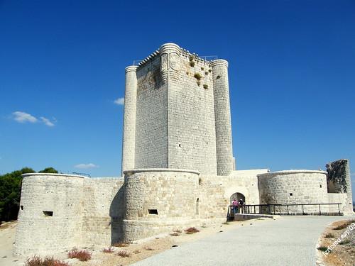 Íscar (Valladolid) castillo-2