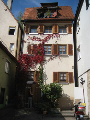 Haus in Rottenburg