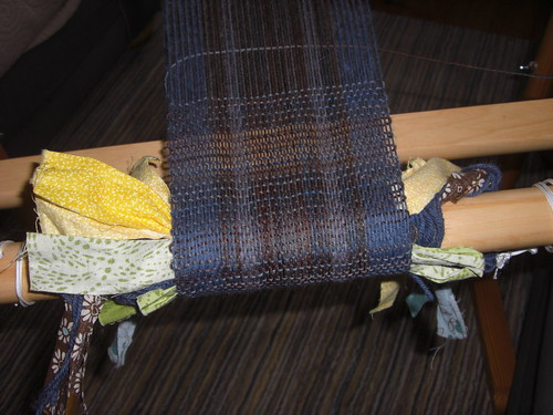 Sock Yarn Scarf