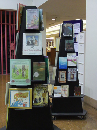 Banned Books Books Display