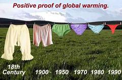 prueba del calentamiento global XD