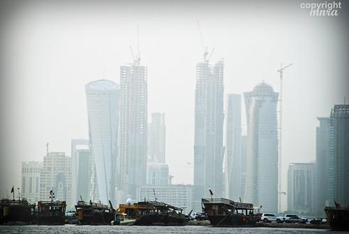 Doha Skycraper