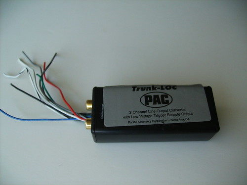 FS: PAC LOC (Line Out Converter) - VW GTI Forum / VW Rabbit